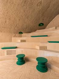 enoteca dai tosi in matera italy by architecten de vylder vinck