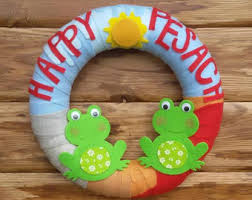 passover toys passover wreath etsy