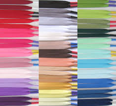 4 inch satin ribbon all about shoelaces colorful 1 4 inch satin ribbon shoelaces
