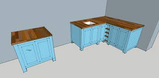 kitchen design concept using google sketchup rustic kitchen