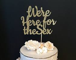 a and we re cake topper here for the cake etsy