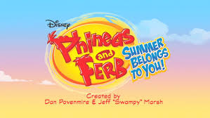 phineas and ferb phineas and ferb summer belongs to you phineas and ferb wiki
