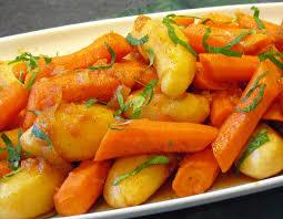 cuisiner des carottes carottes et pommes de terre au ras el hanout la recette facile par