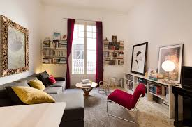 eclectic collector apartment therapy