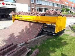 tiger stone brick road laying machine imgur