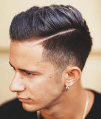 hair under cut with tapered side 50 stylish undercut hairstyles for men to try in 2018
