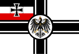 German War Flag Right Wing Opposition By Conall Towe