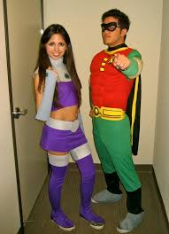starfire costume starfire robin costumes robins and