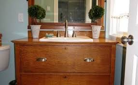 Salvage Bathroom Vanity by How To Build A Custom Vanity Without The Custom Price Tag Hometalk