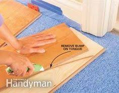 how to lay a laminate floor diy projects