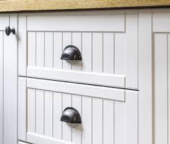 black cabinet door handles bunnings cup handle kaboodle kitchen