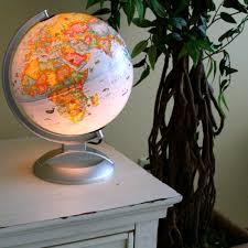Lighted Desk Illuminated Desktop Globes Free Shipping On Lighted Desk Globes