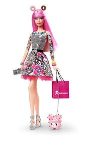 amazon barbie 10th anniversary tokidoki barbie toys u0026 games