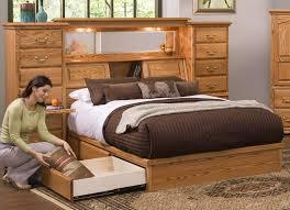 Headboard For Adjustable Bed Bedroom Furniture Adjustable Bed Drawer Pedestal American Made