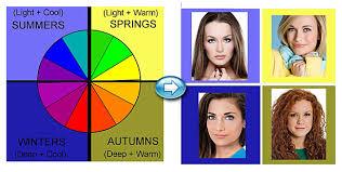 summer colors 4 seasons