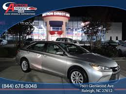 toyota camry 2019 cars for sale at auction direct usa