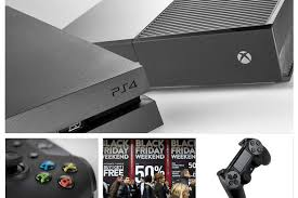 playstation 4 black friday sale black friday deals on x box one playstation 4 and gaming bundles
