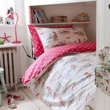 Cath Kidston Duvet Covers Cath Kidston Dinosaur Kids Single Duvet Cover And Pillowcase Set