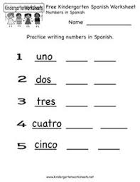 best solutions of spanish 1 worksheets with format