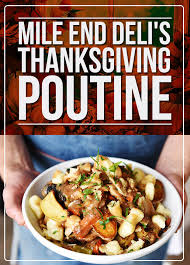 thanksgiving poutine exists and this is how to make it