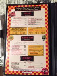 china grove family house menu yelp