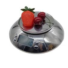 pr馗ision cuisine cooking tool stainless steel electronic weight scale food balance