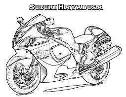 9 images of suzuki motorcycle coloring pages hayabusa motorcycle