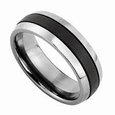 mens black titanium wedding bands 50 black titanium wedding bands for men wedding rings