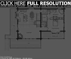 Free Cabin Floor Plans Unique 4 Bedroom Home Blueprints Small House Plans Extraordinary