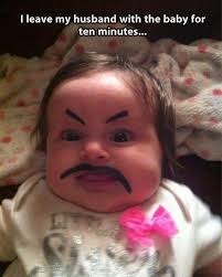 Funny Mustache Memes - 27 most funny baby faces pictures