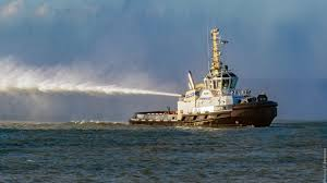 greener and cleaner iskes tugs