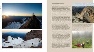 varsity outdoor club voc100 coffee table book