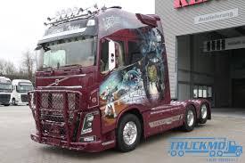 volvo rigid trucks tekno lettner trans volvo fh04 longtrotter showtruck 70122