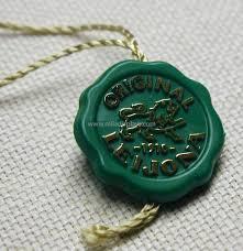 wax seal jewelry plastic wax seal string tags wax seals plastic wax seals