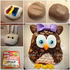 crystal u0027s creative creations how to make brown fondant
