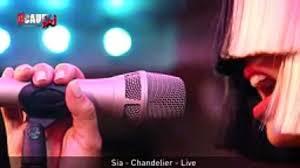 Sia Singing Chandelier Live Sia Chandelier Live C Cauet Sur Nrj Dailymotion