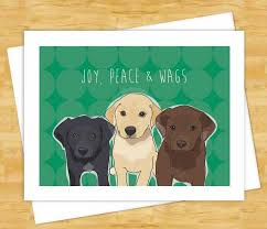 dog art today holiday christmas cards with dogs