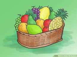 how to make a fruit basket 4 ways to make gift baskets wikihow