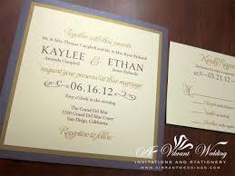 purple and champagne wedding invitation u2013 a vibrant wedding