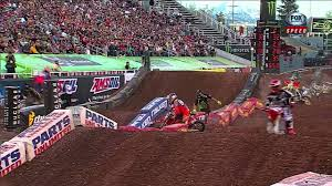 2013 ama motocross 2013 ama supercross round 16 salt lake city 250 u0026 450 full event