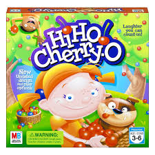 Halloween Gift Baskets For Kids by Amazon Com Hi Ho Cherry O Game Amazon Exclusive Toys U0026 Games