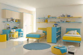 Decoration For Kids Room by Kids Room Relaxing Decoration Twin Bedroom Interior Design Style