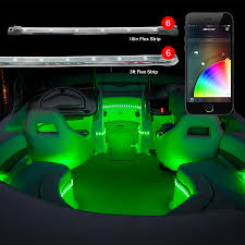 xkglow xkchrome ios android app bluetooth