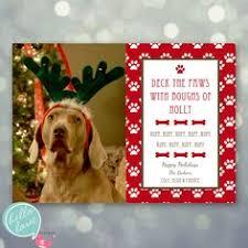 attractive design dog christmas cards nice ideas funny card