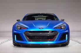 tuned subaru brz subaru brz sti performance concept debuts at new york auto show