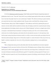 Writing Sample Resume by Hannah Luzadder Resume And Writing Sample