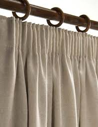 Dusty Pink Curtains Curtain Details For Melrose Natural Curtain Express