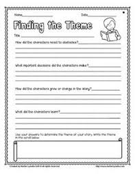 themes you themes in literature for 4th and 5th grade theme literature