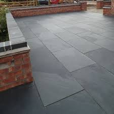 Top 25 Best Paving Stones Ideas On Pinterest Paving Stone Patio by Brazilian Slate Paving Stockist And Other Natural Slate Or