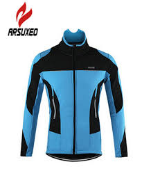 windproof cycling jackets mens arsuxeo men s winter thermal fleece windproof cycling jacket mtb